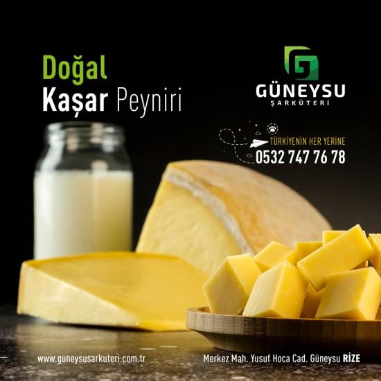 Doğal Kaşar Peynir