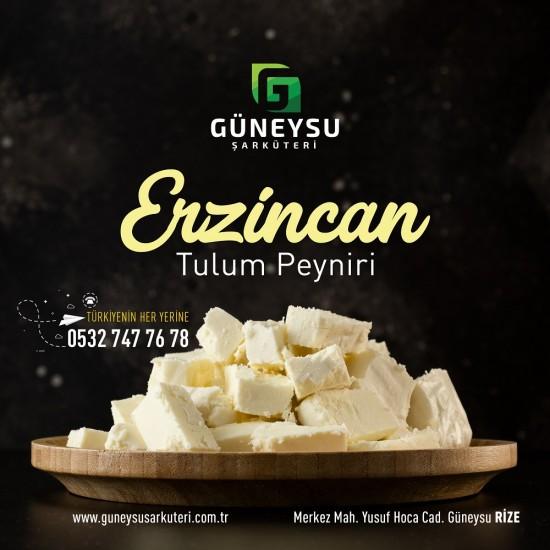 %100 Doğal Erzincan Tulum peyniri