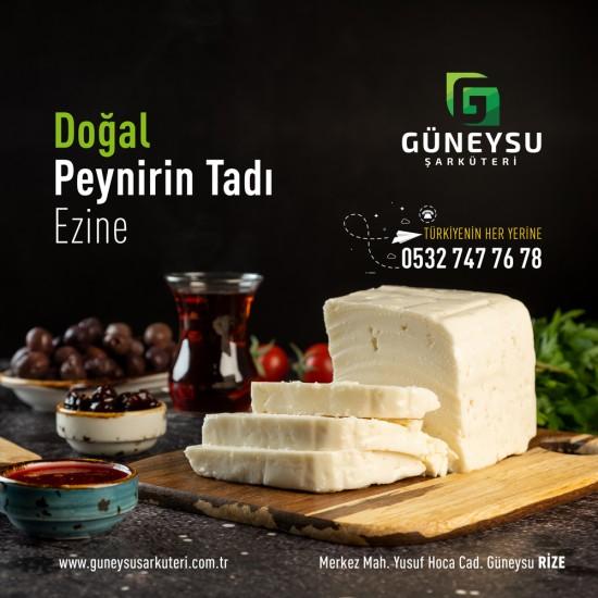 Doğal Ezine Peyniri