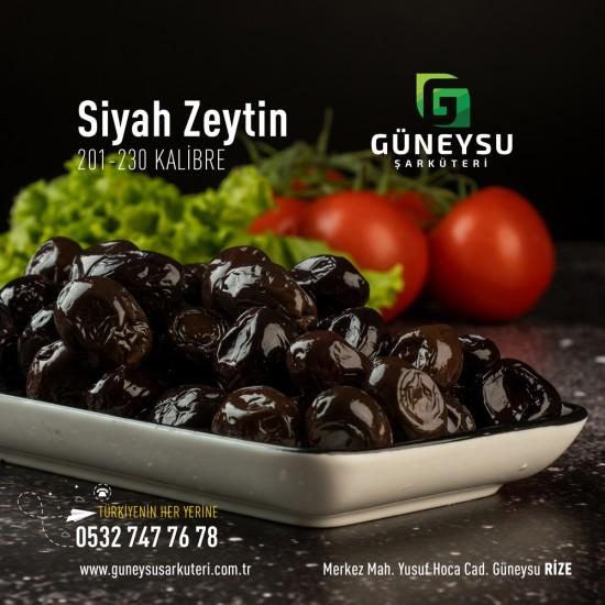 230 Kalibre Siyah Zeytin